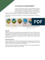 T2-ACT2 - Cadena de Valor de Los Hidrocarburos