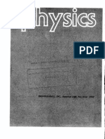 (Shapiro) Physics Without Math a Descriptive Introduction (1979)