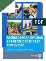 605 Community Assessment Tools Es