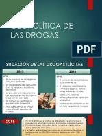Geopolíticas de Las Drogas