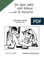 Seminário 24 - Jacques Lacan (PT)