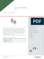 Mersen - Cátalogo de Fusibles Instalaciones Fotovoltaicas