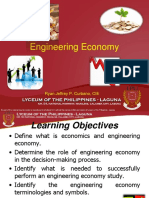 Engineering Economy Lecture1
