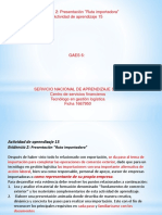 activida  aprendizaje 15  evidencia 2  .pptx