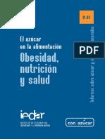 obesidad nutricion y salud
