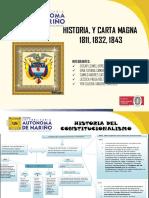 Carta Magna 1811 Constutucion