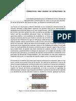 Procedimientos Correctivos Para Fisuras en Estructuras de Concreto