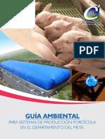 Guia Ambiental Para Sistemas Porcícolas Cormacarena 10 Oct
