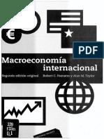 Macroeconomia Internacional Feenstra y Taylor