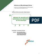 Metodos Identificacion Bacteriana en Laboratorio Microbiologia