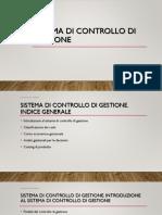 Introduzione Al Controllo Di Gestione