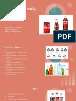 materiales Coca cola