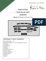 Mapa de Palco