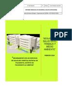 1.- Informe Ssoma - Febrero 2018