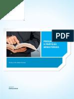 Pregação e Práticas Ministeriais