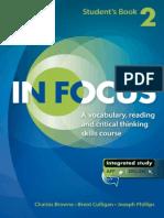 In Focus 2 Student s Book