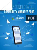 Community Manager Guia 2019
