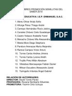 LISTA DE NOMBRES PROMOCIÓN SEMILLITAS DEL SABER 2019.docx