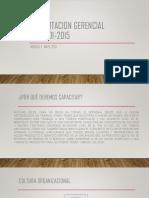 Capacitacion Gerencial Iso9001-2015