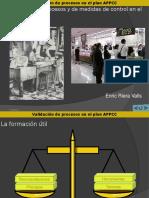 APPCC 2011 Cap 7 Validación en APPCC