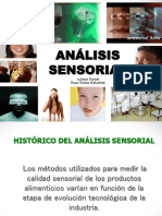 Analisis Sensorial