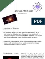 Modelos Atómicos editado