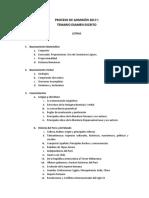 Temario Examen - Letras