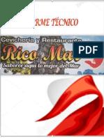 Restaurante Rico Mar