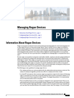 Managing Rogu Devices