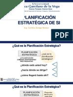 11ava Sesión Planficación Estratégica