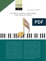 Acercamiento Semiótico y Epistemológico al Aprendizaje de la Música