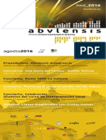 Folleto Informativo Abvlensis 2016
