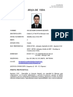 OSCAR DARIO LONDOÑO RENDON - Hoja de Vida. ING.CIVIL+