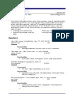 Lela's Resume Updated 4-26-19