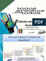 CATEDRA DE DERECHOS HUMANOS.pptx