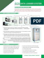 Data Logger System