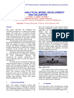 4-Turbojet Analytical Model Development and Validation