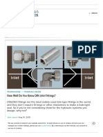 How Well Do You Know DIN 2353 Fittings