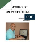 Memorias de un wikipedista