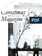 NordicDesign Christmas Magazine 2010
