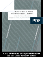 Prue Chamberlayne_ Joanna Bornat_ Tom Wengraf - Turn to Biographical Methods in Social Science_ Comparative Issues and Examples (Social Research Today) (2000).pdf
