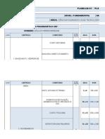 6º ANO A modelo de planejamento