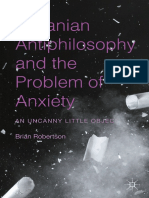 Brian Robertson (Auth.) - Lacanian Antiphilosophy and the Problem of Anxiety_ an Uncanny Little Object-Palgrave Macmillan US (2015)(1)