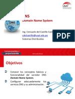 Semana 3 DNS Sistema de Nombre de Dominio
