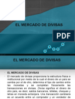 El Mercado de Divisas Presentacion