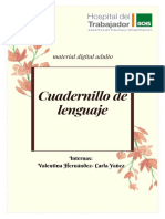 Cuadernillo linguistico