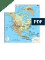 Mapas Fisicos de America