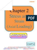 Chapter 2 Stress and Strain (Axial Loading) Solution.pdf