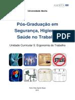 Manual Ergonomia