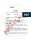 TDS1 Tematica La Anatomie